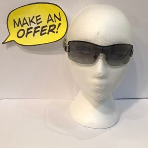 Burberry Wrap Sunglasses.Made in Italy.#6